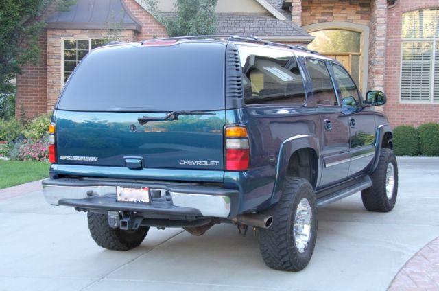 2005 Chevrolet Suburban 2500 LT, Autoride, 8.1L , 4WD ...