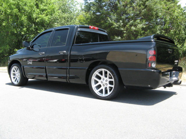 Dodge Ram Quad Srt Viper Truck Clean Lowered Low Miles on Dodge Srt 10 Ram Interior