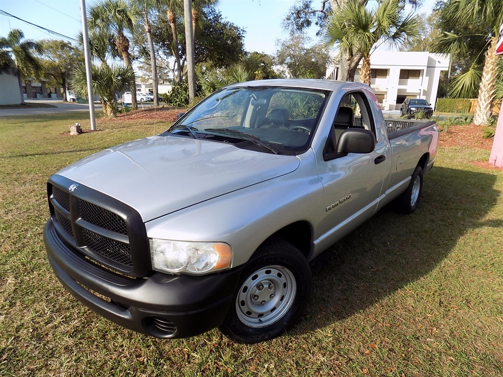 2005 Dodge Ram 1500 St 61k Ultra Low Miles Clean Work Truck No Reserve