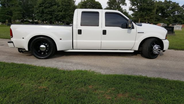 "Full Force Diesel >> 2005 F350 Dually 22"" American Force Lowered SEMA style"