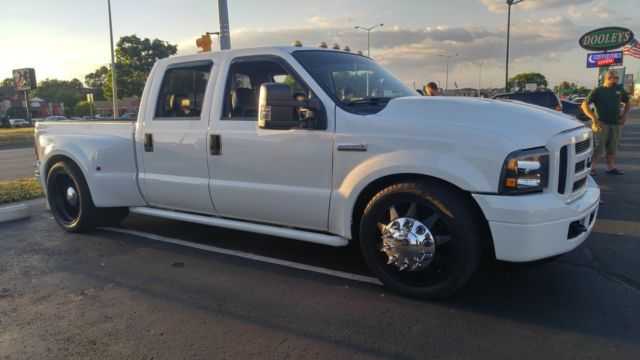 2005 f350 dually 22 u0026quot  american force lowered sema style
