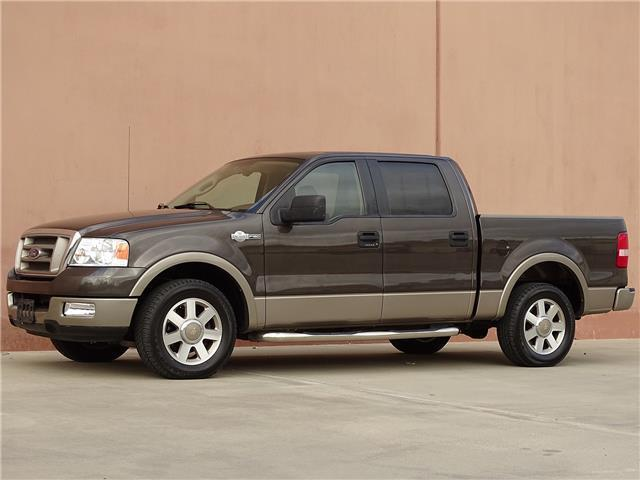 2005 ford f-150 king ranch crew cab
