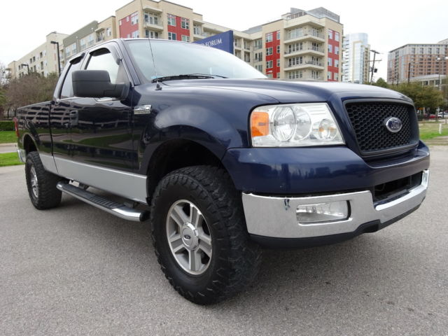 2005 ford f150 xlt v8 5 4l 4x4 auto warranty very nice. Black Bedroom Furniture Sets. Home Design Ideas