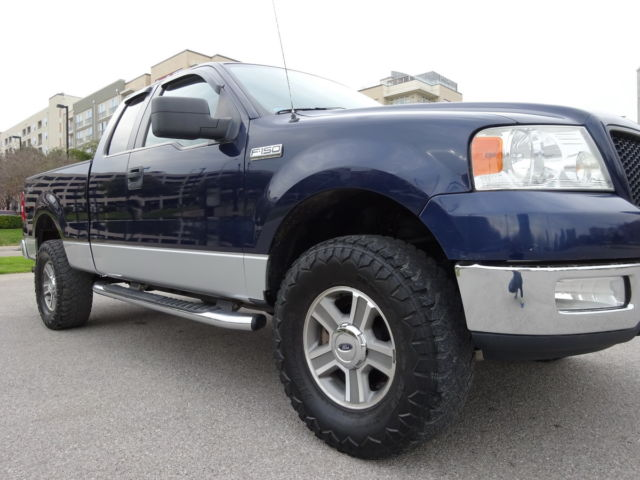 2005 ford f150 xlt v8 5 4l 4x4 auto warranty very nice clean truck drives great. Black Bedroom Furniture Sets. Home Design Ideas