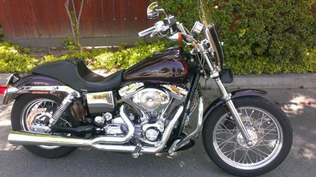 2005 Harley Davidson Fxdci Dyna Super Glide Custom: 2005 Harley Davidson Dyna Super Glide Custom FXDCI (No
