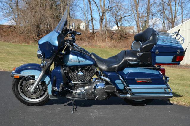 2005 Harley Davidson Electra Glide Ultra Classic Flhtcu