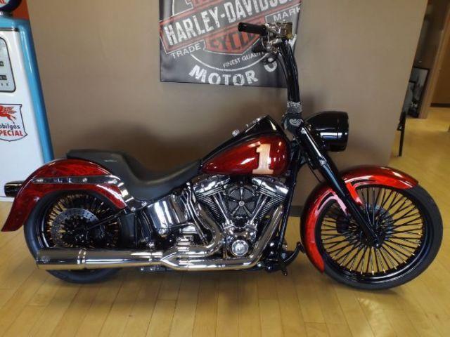 2006 Harley Davidson Screamin Eagle Fat Boy 1690 Flstfse