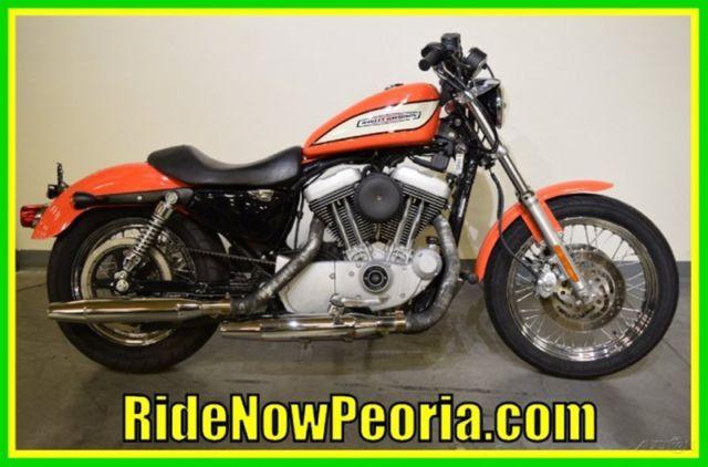 2005 Harley-Davidson Sportster 1200 Roadster XL1200 Custom ...