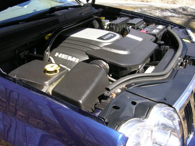 2005 Jeep Grand Cherokee Limited Hemi V8 5 7l  Dk Blue
