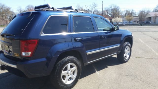 2005 jeep grand cherokee limited wk 4x4 nav hemi lifted. Black Bedroom Furniture Sets. Home Design Ideas