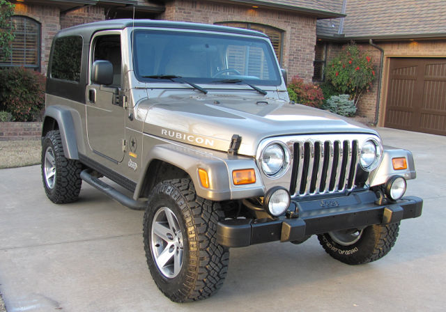 2005 jeep sahara unlimited rubicon