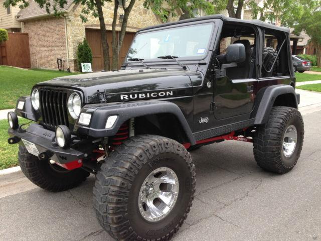 """Jeeps For Sale In Dallas >> 2005 Jeep Wrangler Rubicon 32,000 miles (Auto) 6"""" Long Arm ..."""
