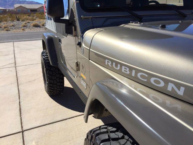 2005 Jeep Wrangler Rubicon Unlimited Lj Sahara Edition