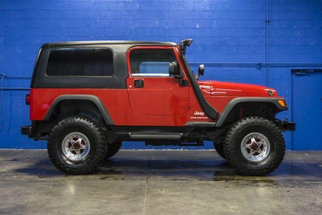 2005 jeep wrangler unlimited 4x4 4l i6 suv hardtop snorkel wheels tires. Black Bedroom Furniture Sets. Home Design Ideas