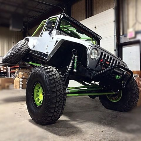 2005 Jeep Wrangler Unlimited Rubicon Supercharged Built ...