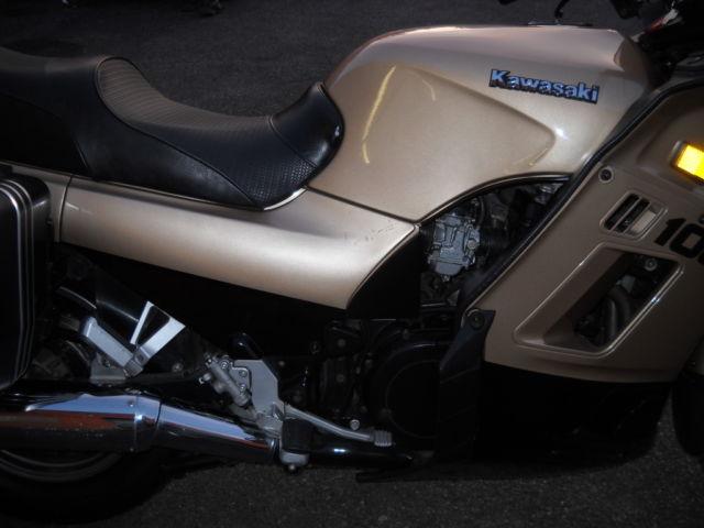 Kawasaki Model Zg