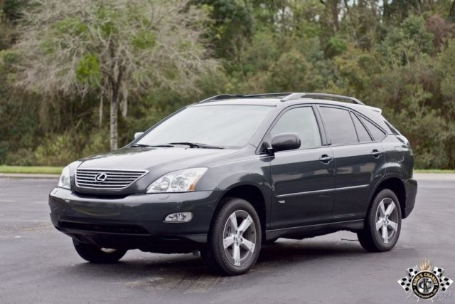 2005 LEXUS RX330 THUNDERCLOUD EXCEPTIONAL FLORIDA CLEAN HISTORY