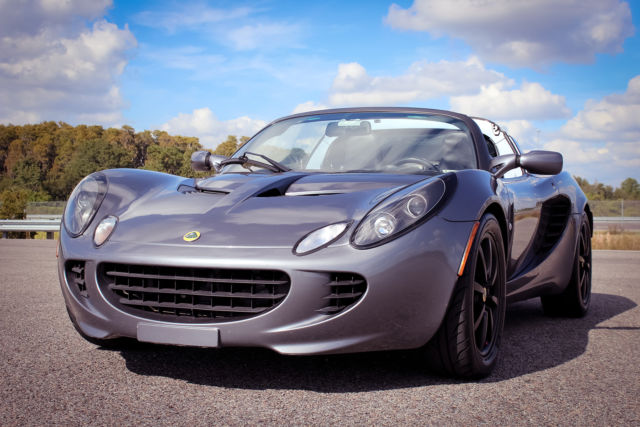 2005 lotus elise brand new engine full custom interior. Black Bedroom Furniture Sets. Home Design Ideas