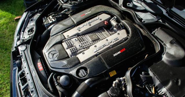 2005 Mercedes Benz E55 AMG | E63 AMG Cosmetics | RENNTech 600+ HP