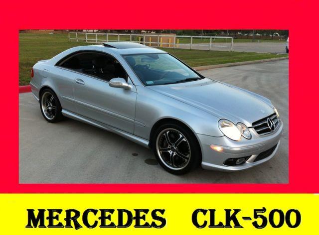 05 mercedes clk500