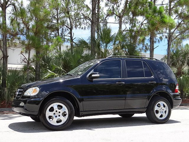 2005 mercedes ml350 awd no reserve low miles florida for 2005 mercedes benz ml320