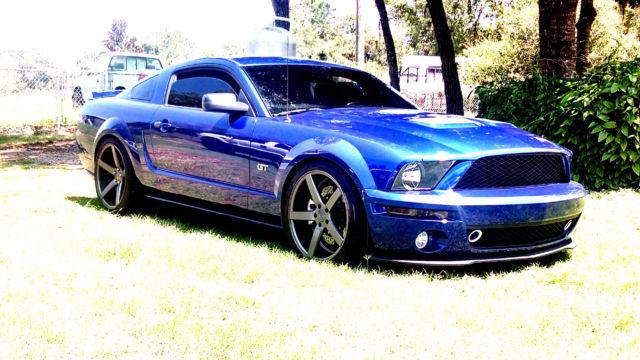 2005 Mustang Gt Supercharged 20 Quot Vossen Wheels Baer