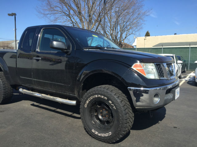 2005 nissan frontier nismo off road extended cab pickup 2. Black Bedroom Furniture Sets. Home Design Ideas