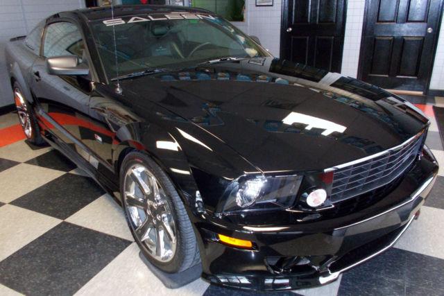 2005 S281 Saleen Mustang 496