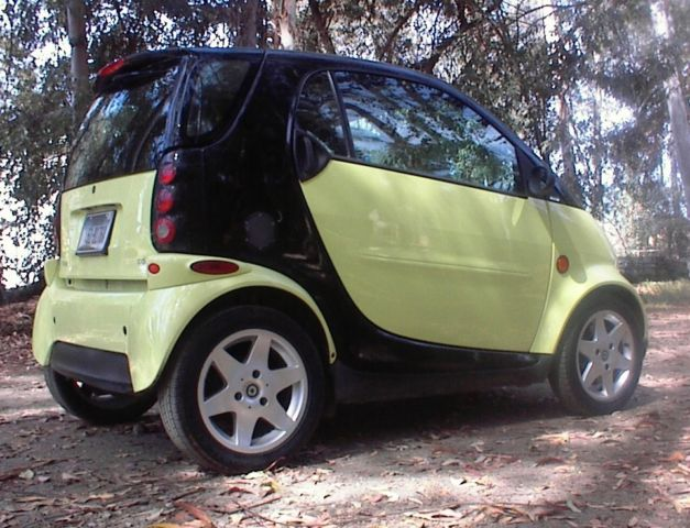 2005 smart fortwo mercedes diesel pulse cdi tdi clean clear montana title. Black Bedroom Furniture Sets. Home Design Ideas