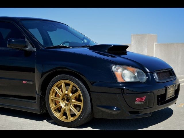 2005 subaru impreza wrx sti 6 speed manual 2 door sedan. Black Bedroom Furniture Sets. Home Design Ideas