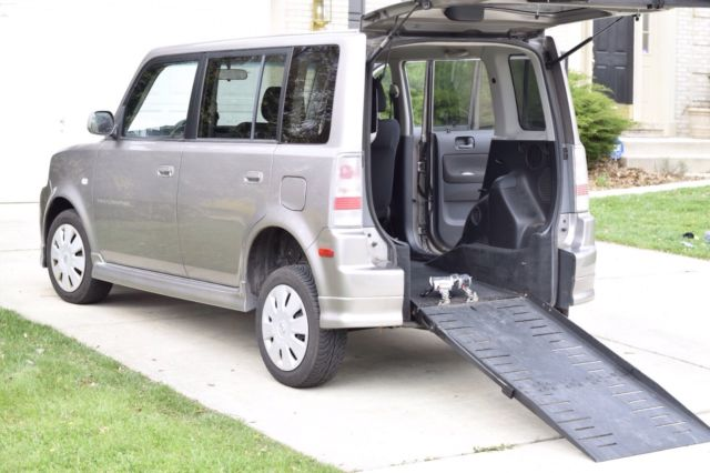 2005 toyota scion xb wheelchair handicapped accessible. Black Bedroom Furniture Sets. Home Design Ideas