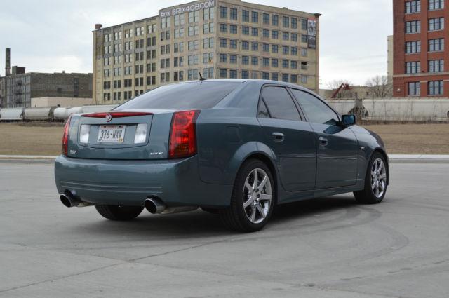2006 06 Cadillac CTS V CTSV LS2 6.0L 400HP+ 400TQ+ Low ...