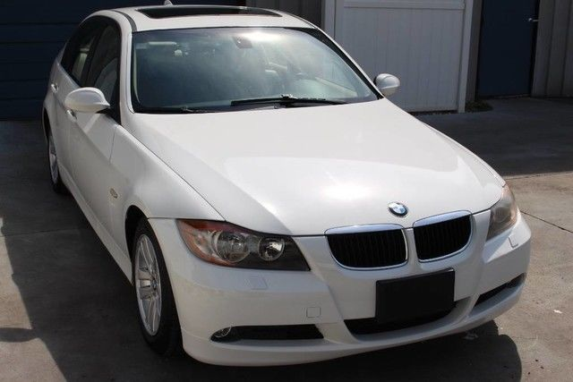 2006 Bmw 3 Series 325i Premium Package Leather Sunroof 06 E90 325 I Knoxville Tn