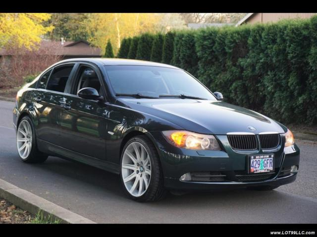 BMW Xi AWD K Low Miles Wheels Speed Manual - 2006 bmw 325xi manual