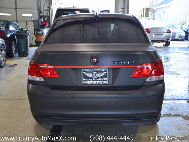 2006 BMW 7 Series 760LI V12