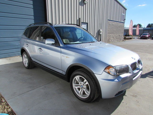 2006 BMW X3 30i Panoramic Sunroof Alloy AWD Auto SUV 06 4WD E83 Knoxville TN