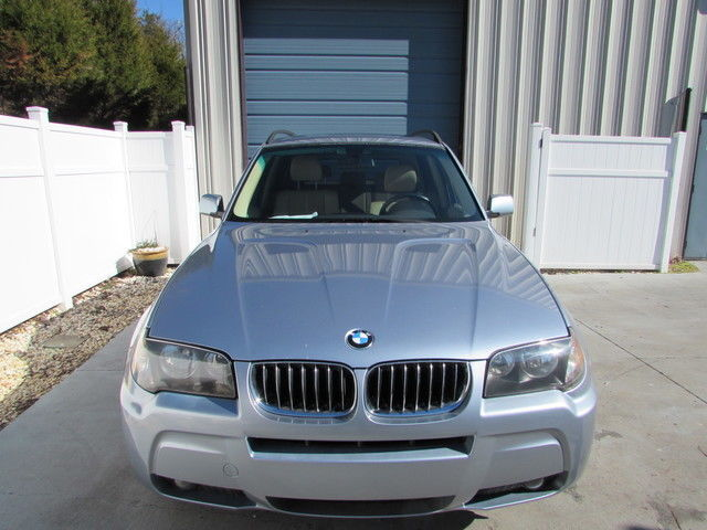 2006 BMW X3 30i Automatic AWD SUV