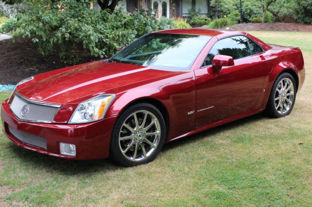 2006 Cadillac Xlr V Convertible 2 Door 4 4l