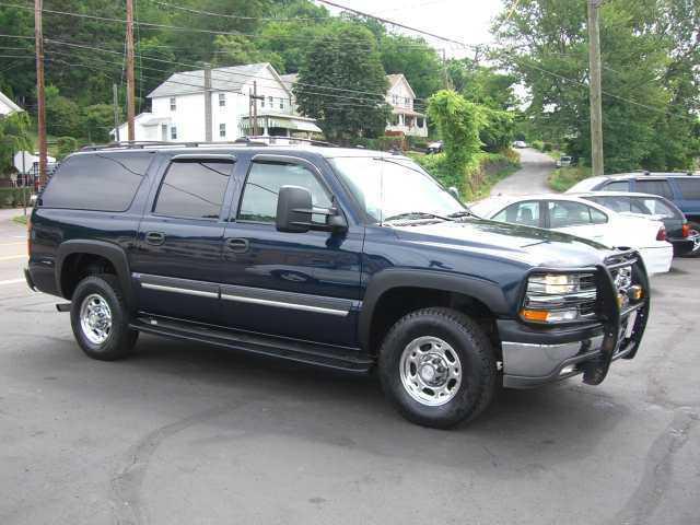 2002 Chevrolet Suburban 2500 4x4 Craigslist Upcomingcarshq Com