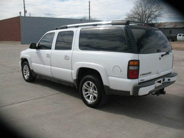 Chevy Suburban Seating >> 2006 CHEVY SUBURBAN Z71 4X4