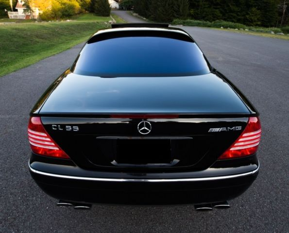Image gallery 2006 cl55 amg for Mercedes benz cl55 amg for sale