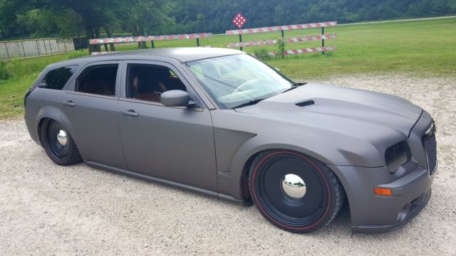 2006 Dodge Magnum Sxt Fully Custom Interior Air Ride
