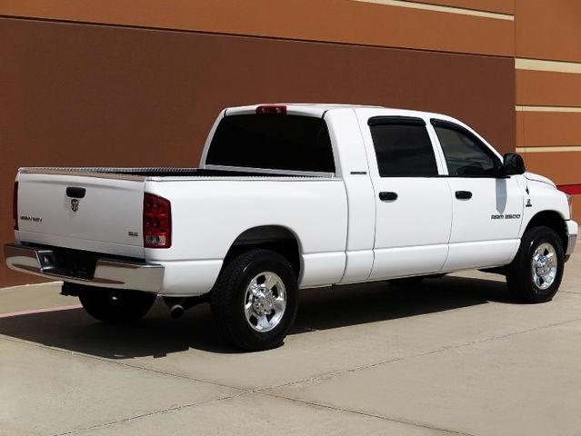 2006 Dodge Ram 2500 SLT Mega Cab Short Bed 5.9L Cummins Diesel 2WD