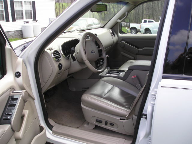 2006 ford explorer 4x4 xlt 4 0 v6 auto leather interior