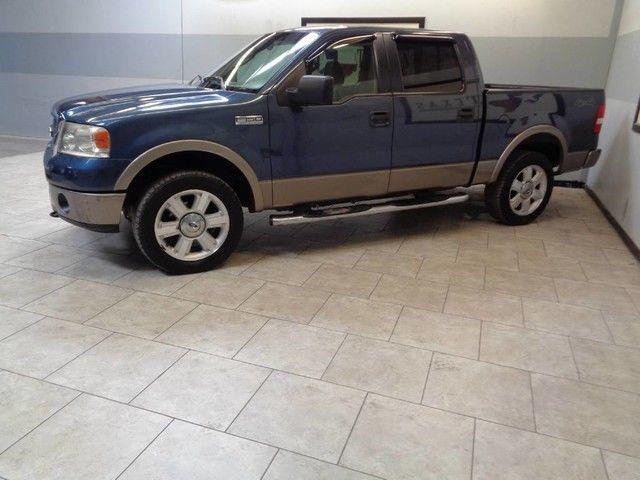 2006 ford f150 lariat 5.4 triton