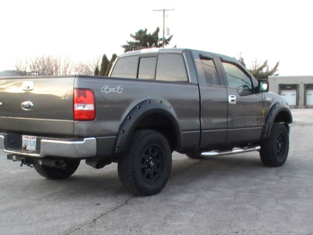2006 ford f150 xlt super cab 4x4 lifted low reserve excellent condition. Black Bedroom Furniture Sets. Home Design Ideas