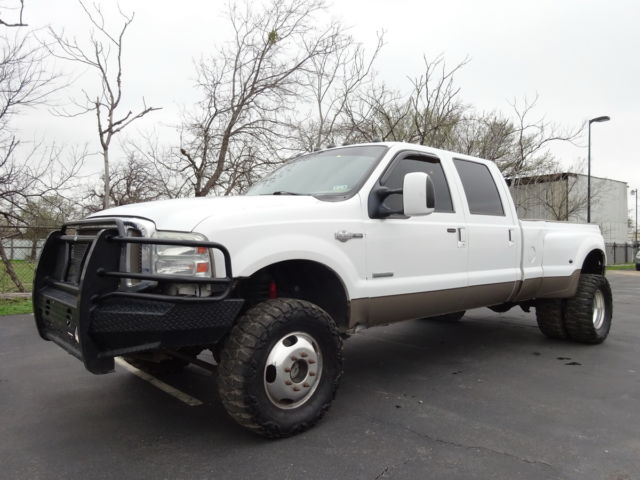 2006 ford f350 dually king ranch