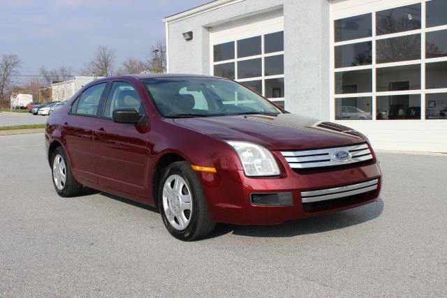 2006 ford fusion se manual