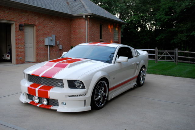 2006 Ford Mustang Gt C500