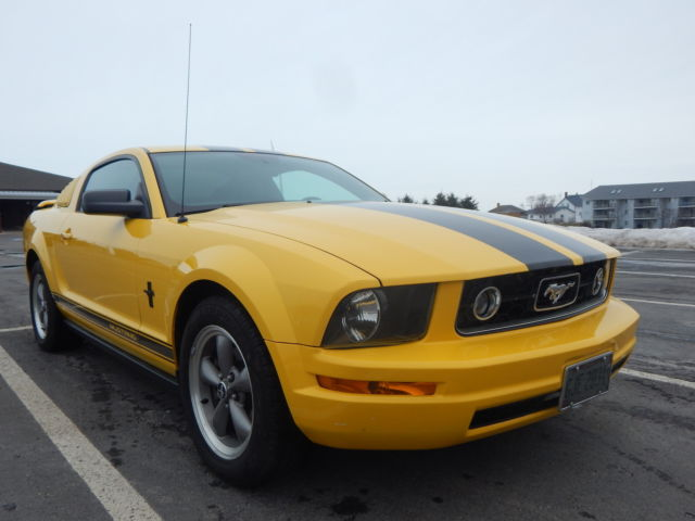 2006 Ford Mustang Pony Package